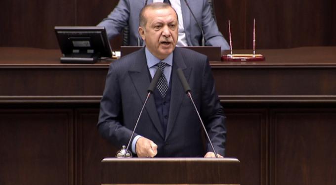 Erdoğan: 'Babamın oğlu olsa kovun'