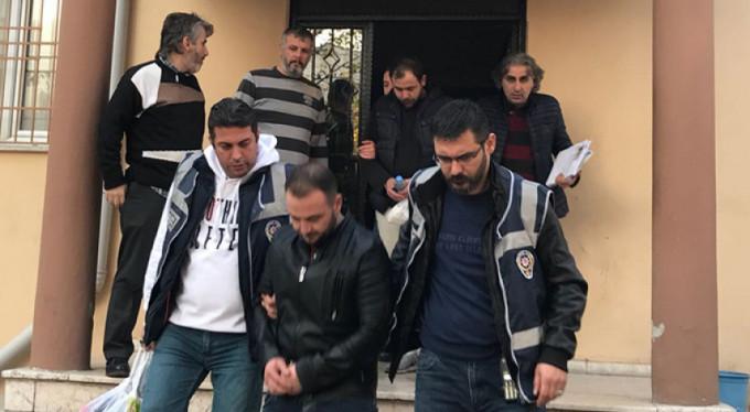 Bursa'da polis şüphelendi ve...