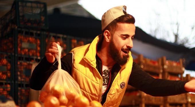 Bursa pazarlarından Murat Boz'un radarına girdi