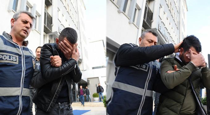Bursa'da polis 60 kamera görüntüsü inceleyerek yakaladı