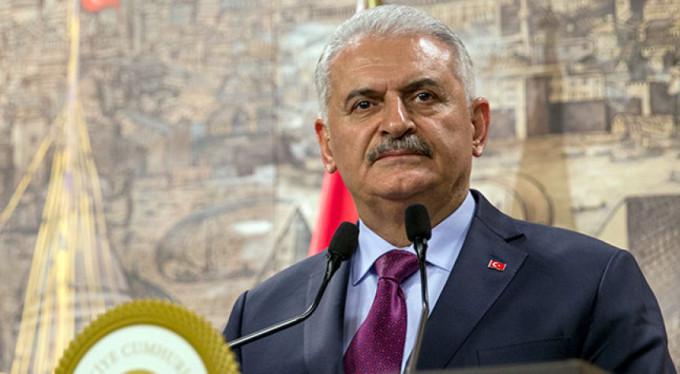 Binali Yıldırım'dan flaş PKK açıklaması...