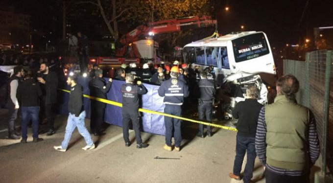 Bursa'yı yasa boğan kaza! Fabrikadan açıklama geldi