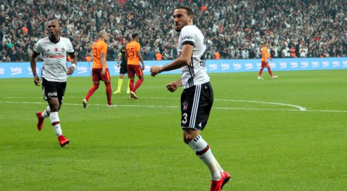 Derbinin kazananı Beşiktaş: 3-0