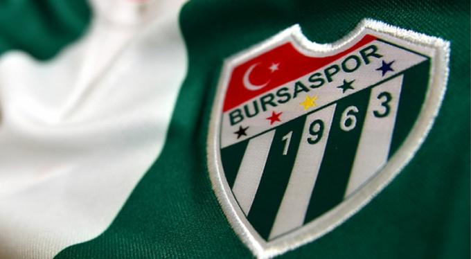Bursaspor'dan flaş açıklama!