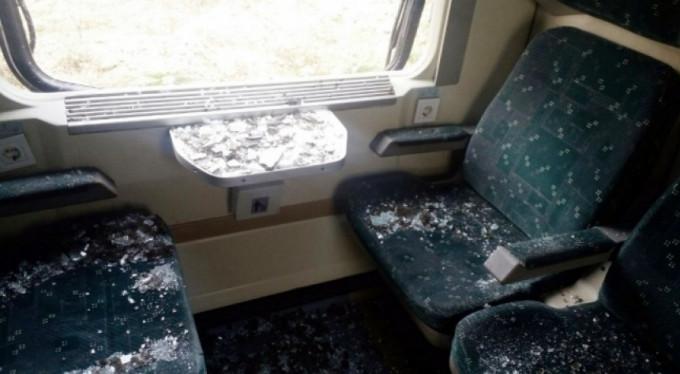 Yolcu treninde dehşet anları!