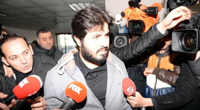 Rıza Sarraf'a hapishaneden çıkabilmesi için yalan söylemesi teklif edilmiş