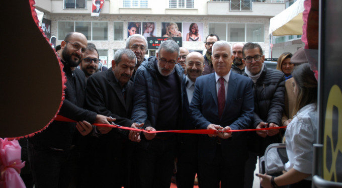 Bursa'da görkemli açılış
