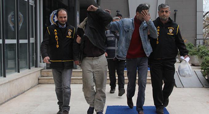Bursa'da oto tamirhanede üretilen şok etti