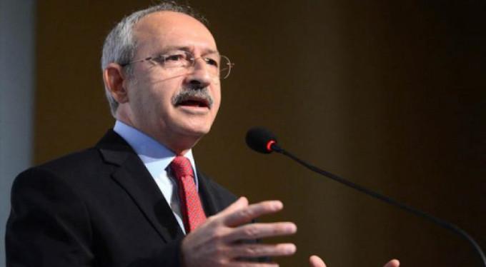 Kılıçdaroğlu Erdoğan'a ve hükumete yüklendi