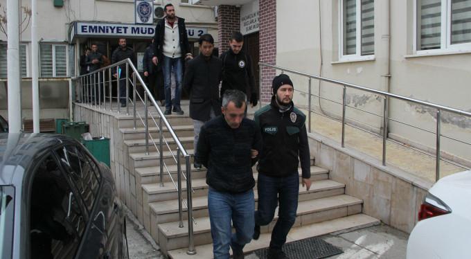 Bursa'da uyuşturucu tacirlerine büyük darbe