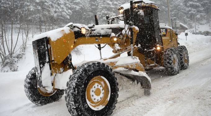 Bursa'da kar alarmı