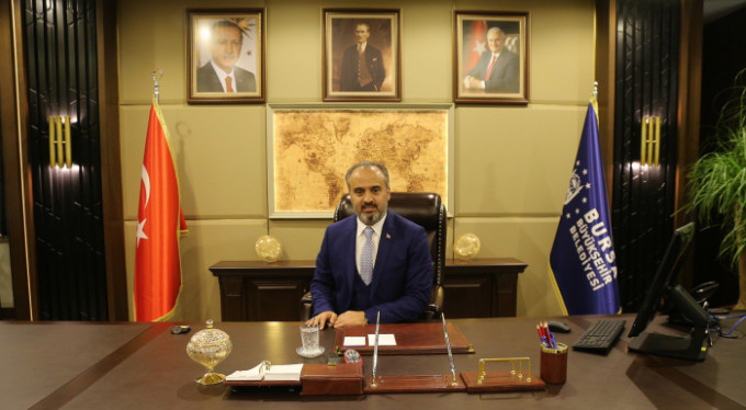 Alinur Aktaş'tan ulaşım müjdesi!