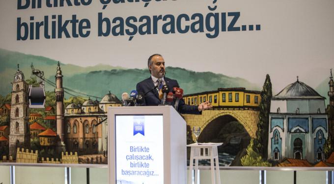 İşte Bursa Büyükşehir'in bütçesi