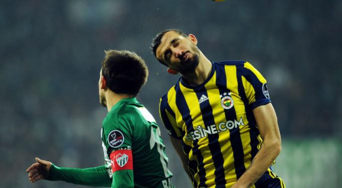Bursa'da nefesler tutuldu!
