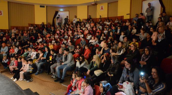 Bursa'da çocuklar kültür sanatla büyüyor