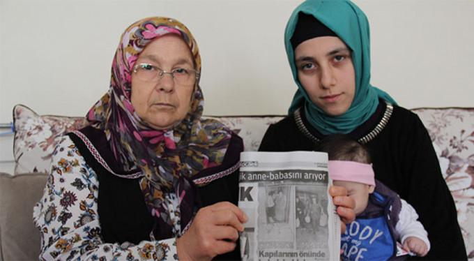 29 yıllık gazete haberi ile ailesini arıyor