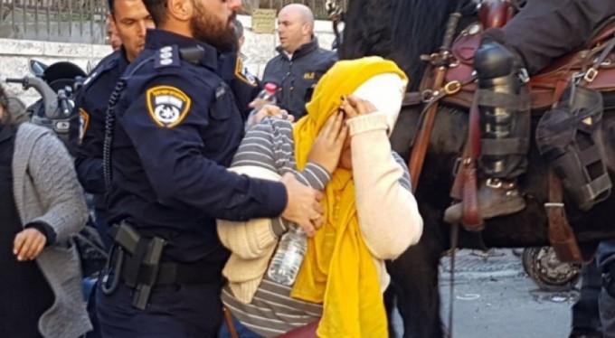 İsrail'in zulmü sürüyor!
