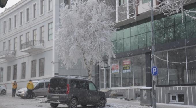 Sibirya soğuğu Türkiye'de!