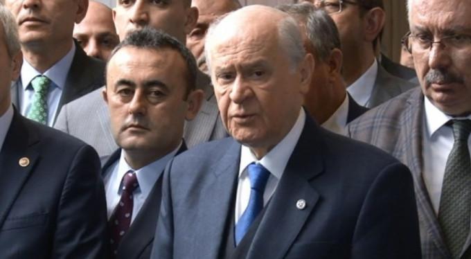 Bahçeli'den 'seçim ittifakı' açıklaması