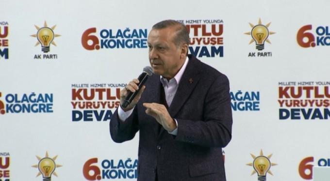 Erdoğan'dan flaş Kudüs açıklaması!