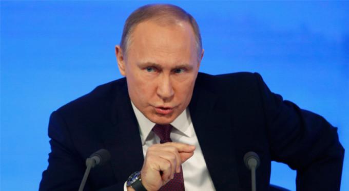 Putin'den sürpriz ziyaret!