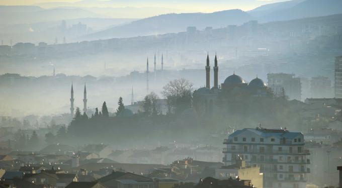 Bursalılar dikkat! Hava kirliliği uyarısı...