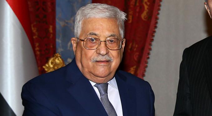 Filistin Başkanı ABD'ye meydan okudu!