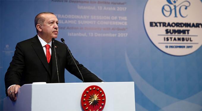 Cumhurbaşkanı Erdoğan: 'ABD bundan sonra arabuluculuk yapamaz'