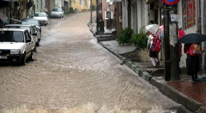 Bursalılar dikkat! Meteorolojiden yağmur uyarısı