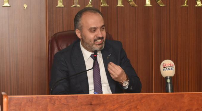 Alinur Aktaş'tan yatırım müjdesi