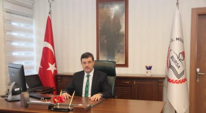 İşte Bursa'nın yeni İl Milli Eğitim Müdürü