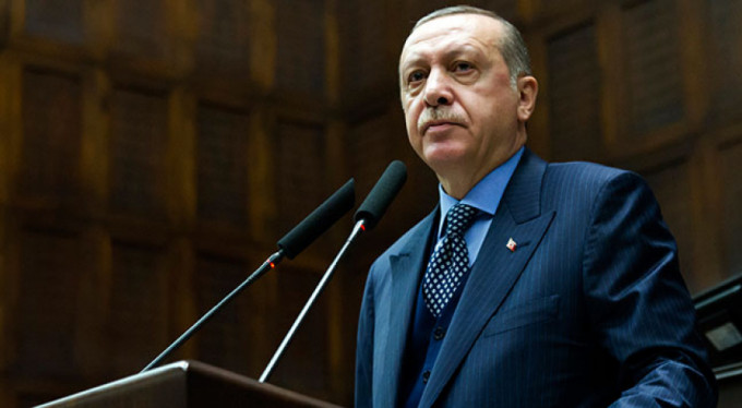 """Erdoğan'dan flaş açıklama! """"Yatıyor kalkıyor Man Adası..."""""""