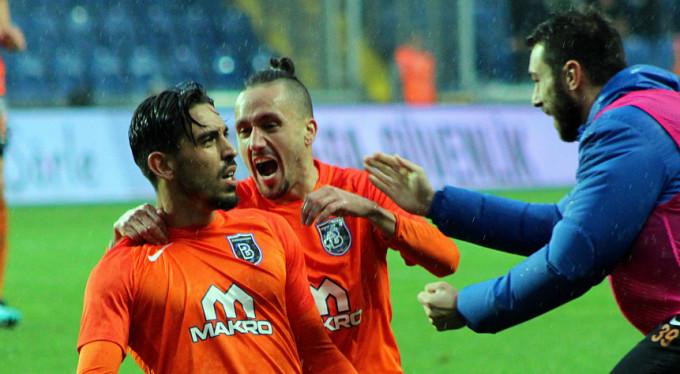 Başakşehir doludizgin: 4-1