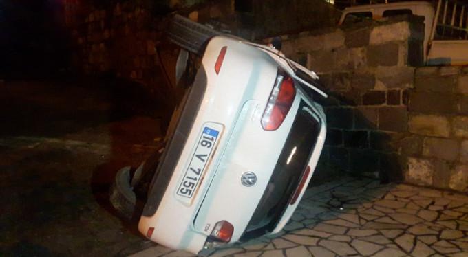 Bursa'da dehşet anları!