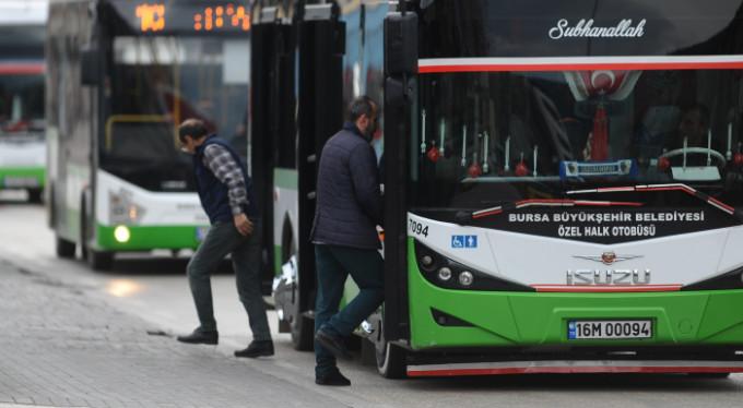 Bursa'da kaçak yolcu alarmı!