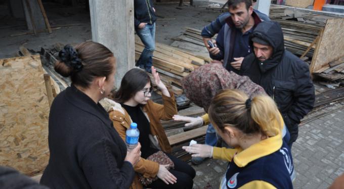 Bursa'da genç kız ölümden döndü!