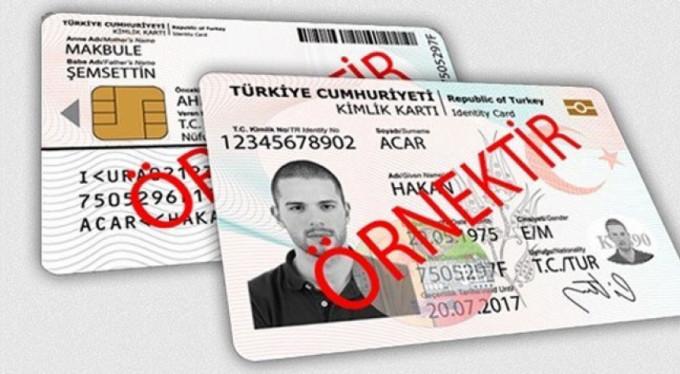 Çipli kimlik kartlarında flaş gelişme!
