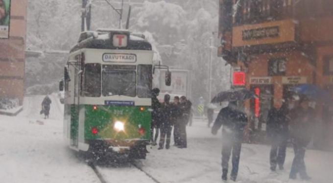 Bursa'da kar alarmı!