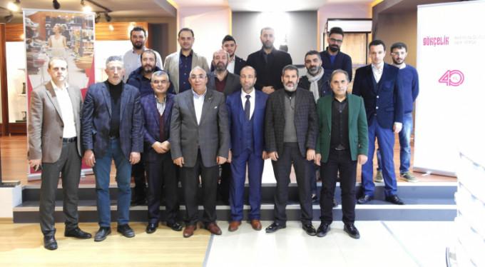 Perder Bursa Şubesi GDS'yi ziyaret etti