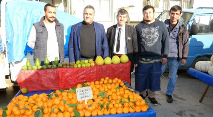 Bursa'da pazarın gözdesi oldu!