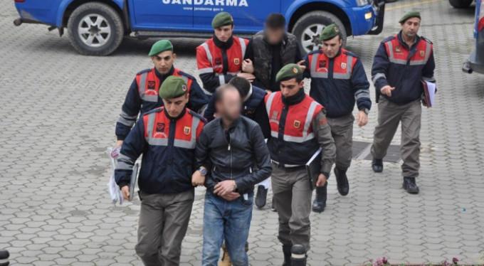Bursa'da o hırsızlar yakalandı!