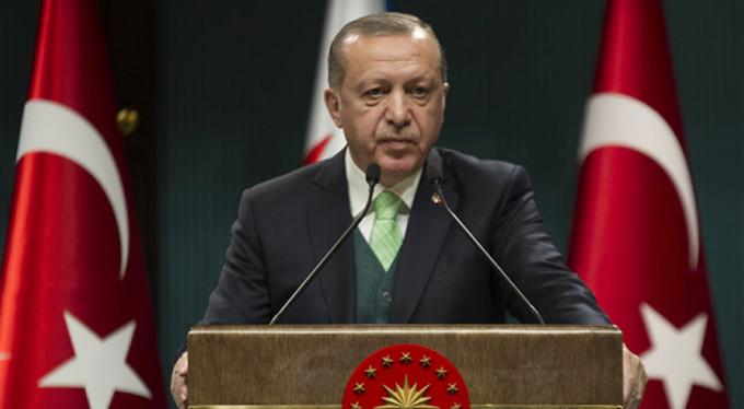 Erdoğan'dan BM kararına ilişkin açıklama!