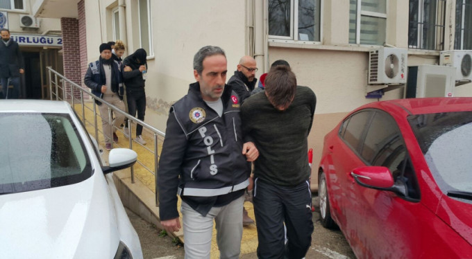 Bursa'da flaş operasyon! 12 gözaltı