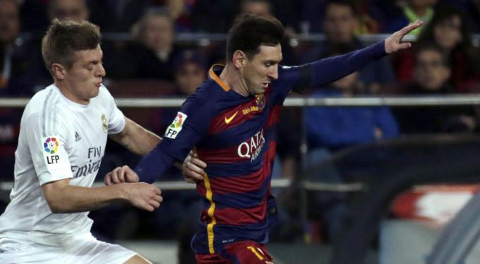 El Clasico'da Barça şov! 0-3