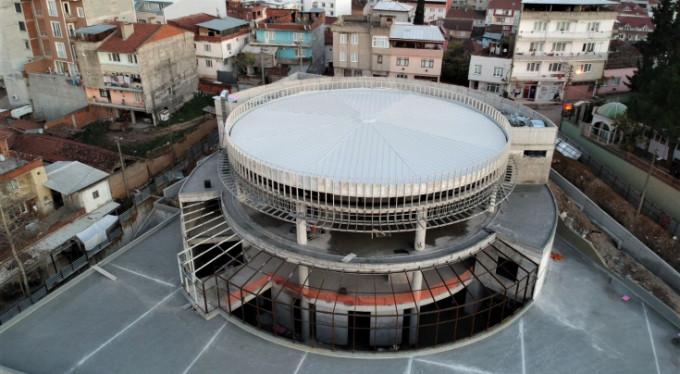 Bursa'ya yeni kültür merkezi geliyor!