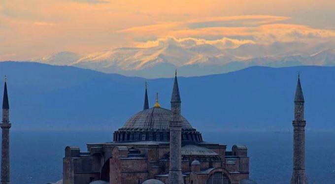 Bursalılar bu fotoğrafı konuşuyor!