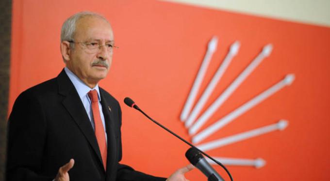 Kemal Kılıçdaroğlu'na suç duyurusu!