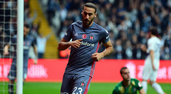 Beşiktaş Osmanlı'yı rahat geçti: 4-1