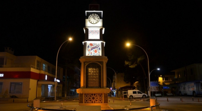 Bursa'ya yeni saat kulesi