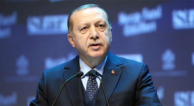 Erdoğan'dan Kılıçdaroğlu'na 'tek tip kıyafet' tepkisi
